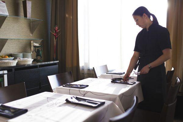 Workwear Restaurants China