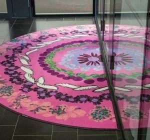 Mat Mandala Pink