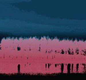Mat Horizon Red