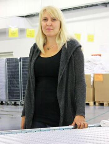Kesätyöntekijästä tuotantopäälliköksi - Marika