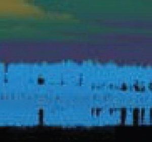 Mat Horizon Blue