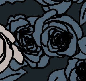 Mat Rosa Blue