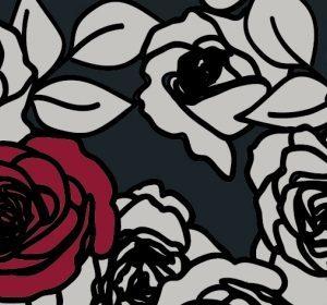 Mat Rosa Grey