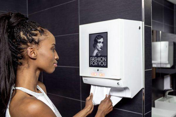 Smart Washroom
