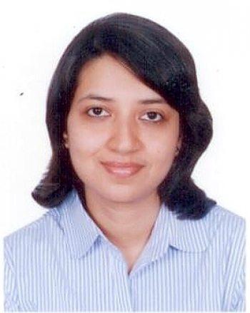 Supriya Shekharová<br /> oblastná manažérka predaja, India